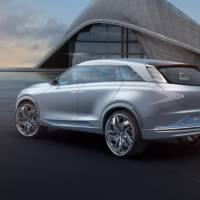 Hyundai FE Fuel Cell Concept unveiled in Geneva