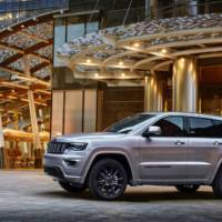 Jeep Grand Cherokee Night Eagle introduced in Geneva