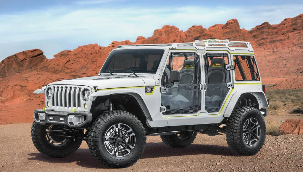 Jeep Safari Concept pictures and info