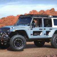 Jeep Switchback is the real off-roader