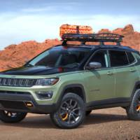 Jeep Trailpass Concept is based on the Compass Trailhawk