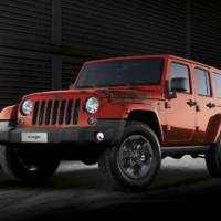 Jeep Wrangler Night Edition introduced in Geneva