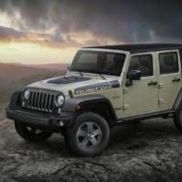Jeep Wrangler Rubicon Recon special edition introduced