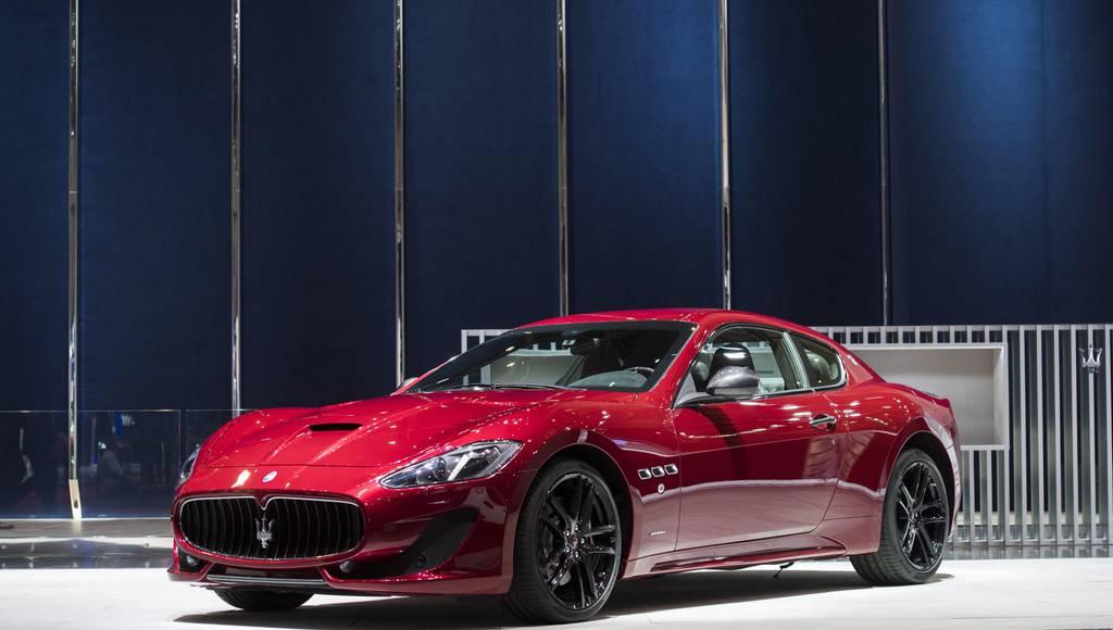 Maserati GranTurismo and GranCabrio Special Edition introduced