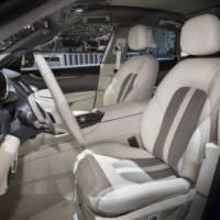 Maserati Levante with Ermenegildo Zegna leather