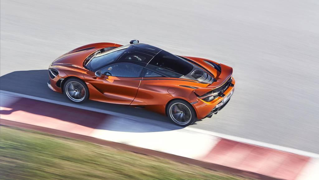McLaren 720S officially unveiled in Geneva