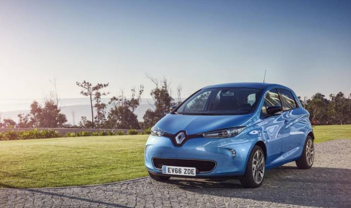 Renault reaches 100.000 batteries leased