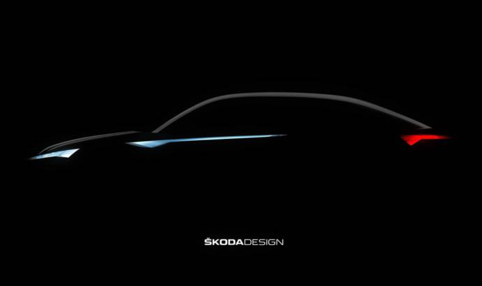 Skoda Design DNA showcases the lines of future models