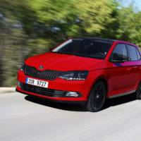 Skoda Fabia receives new 1.0 TSI engine
