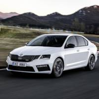 Skoda Octavia vRS UK pricing announced