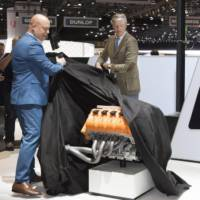 Spyker C8 Preliator will use Koenigsegg engine