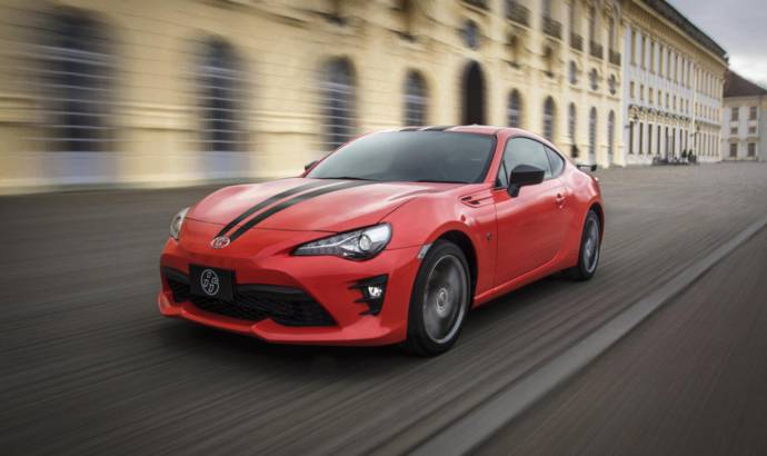 Toyota GT86 860 Special Edition launched in US