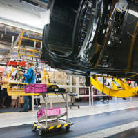 Two stoned BMW workers caused a million euros damage in the Munich plant