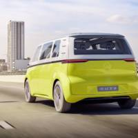 Volkswagen I.D. Buzz Concept makes European debut