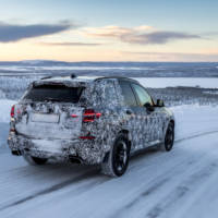 First glimpse - 2018 BMW X3 test-driving in Sweden