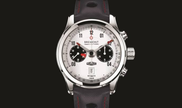 Jaguar watch by Bremont launched