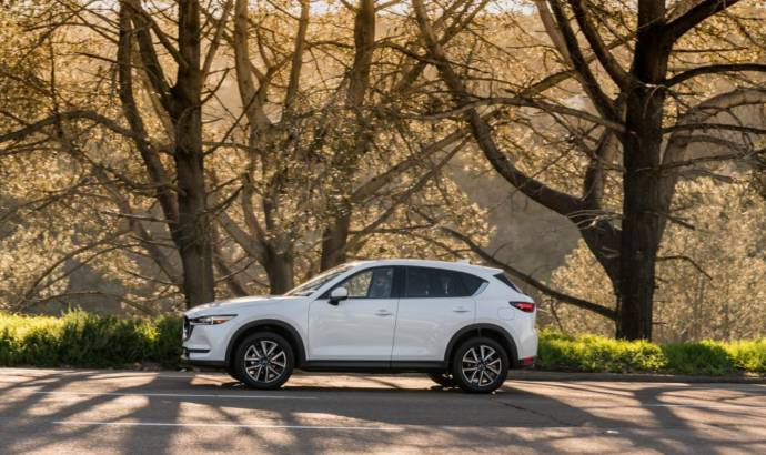 Mazda to produce the CX-5 in Hofu plant