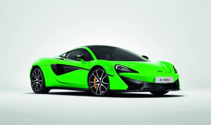 McLaren Genuine Accesories collection gets detailed