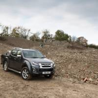 2017 Isuzu D-Max - Details and pictures