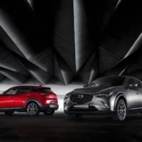 2017 Mazda CX-3 updated in UK