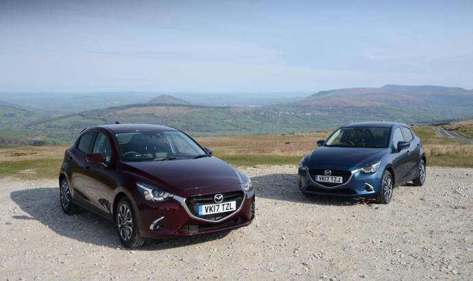 2017 Mazda2 benefits from updated range