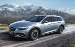 2017 Opel Insignia Country Tourer - Official pictures and details