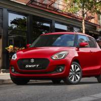 2017 Suzuki Swift - UK price