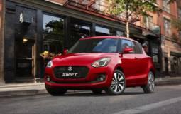 2017 Suzuki Swift - UK price