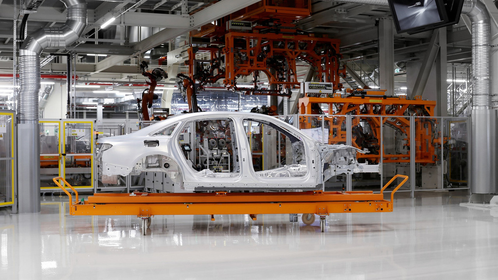 2018 Audi A8 will feature Level 3 autonomous driving technology
