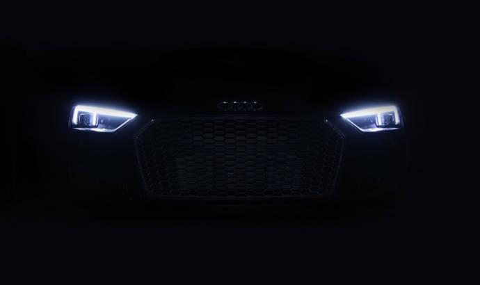 2018 Audi R8 V10 Plus to feature standard laser lights