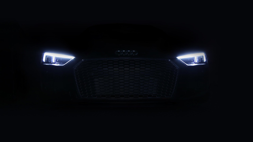 2018 Audi R8 V10 Plus to feature standard laser lights