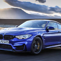 2018 BMW M4 CS has 460 horsepower and 600 Nm