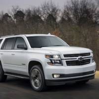 2018 Chevrolet Tahoe and Suburban - Now with RST pack