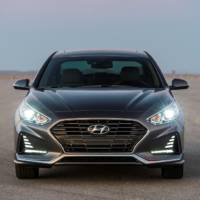 2018 Hyundai Sonata introduced in New York