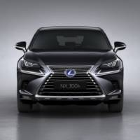 2018 Lexus NX facelift - Official pictures and details