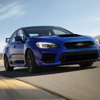 2018 Subaru WRX STI pricing announced