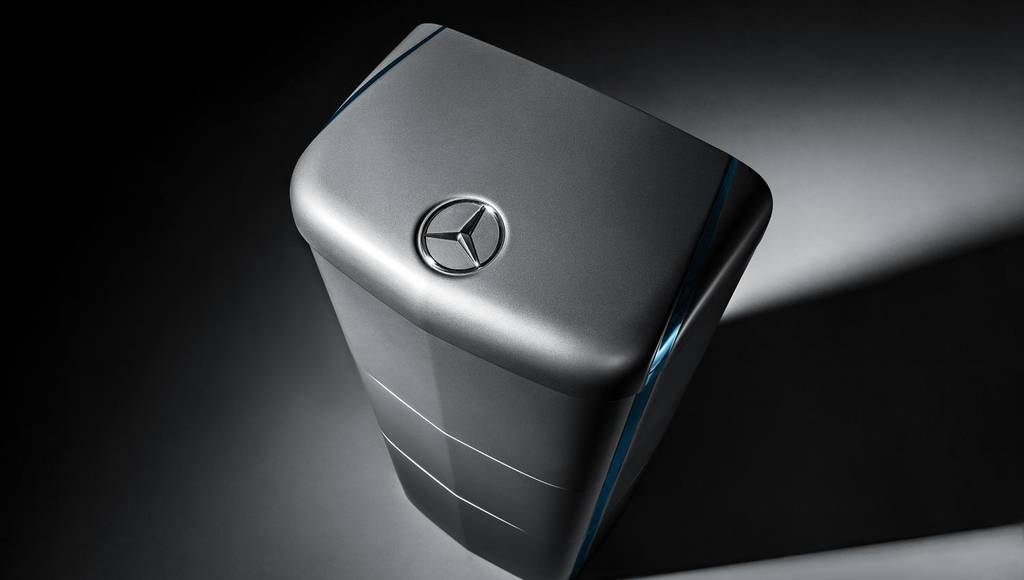 After launching electric cars, Mercedes is now offering energy storage units
