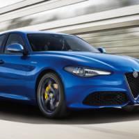 Alfa Romeo Giulia Veloce launched in the UK
