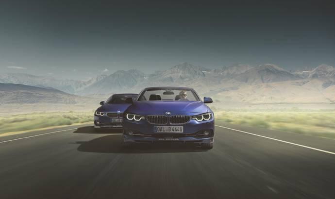 Alpina B4 S Bi-turbo to make UK debut in London Motor Show