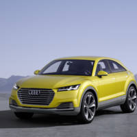 Audi Q4 RS will have at least 400 HP. 2019 is the release year