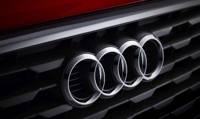 Audi sales went down in first quarter of 2017