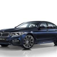 BMW 5 Series Li - Official pictures and details