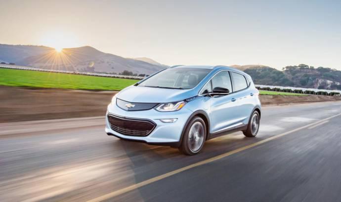 Chevrolet Bolt EV owners drive 4.5 million miles