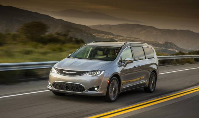 Chrysler Pacifica Touring Plus launched in the US