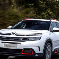 Citroen C5 Aircross - Unofficial pictures