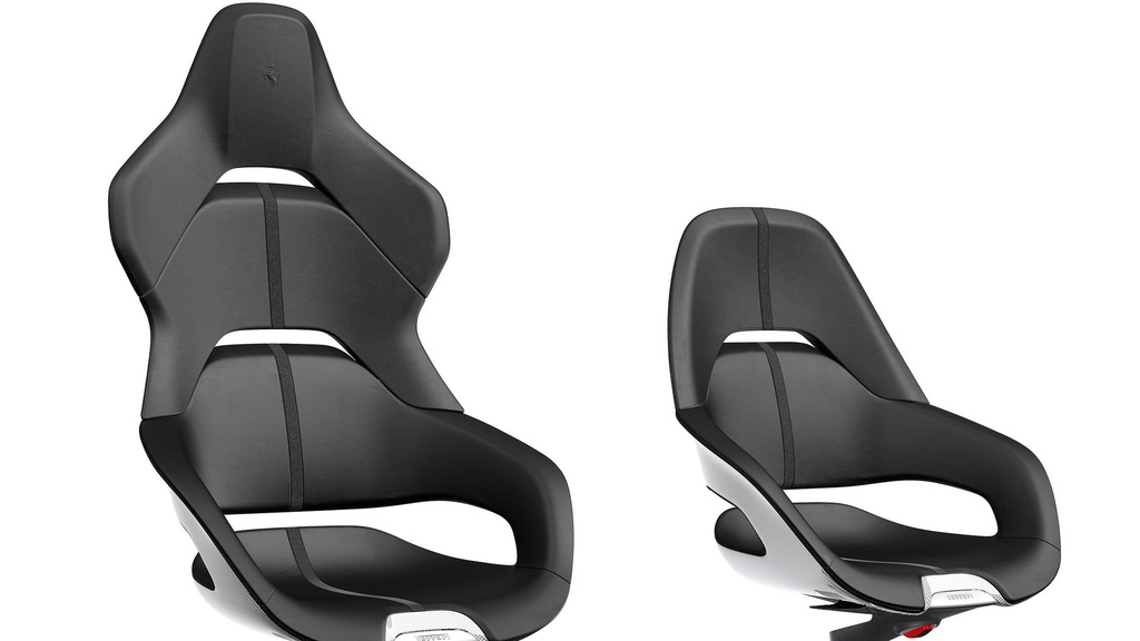 Ferrari and Poltrona launch two new office seats