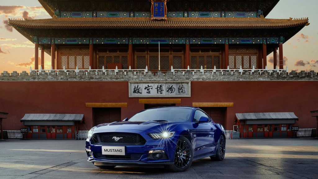 Ford Mustang is the most popular sports car in the world in 2016