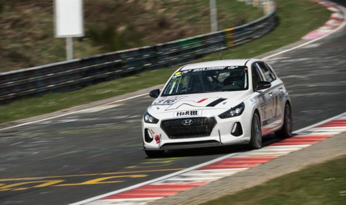 Hyundai i30 N will race at Nurburgring 24 Hours Race