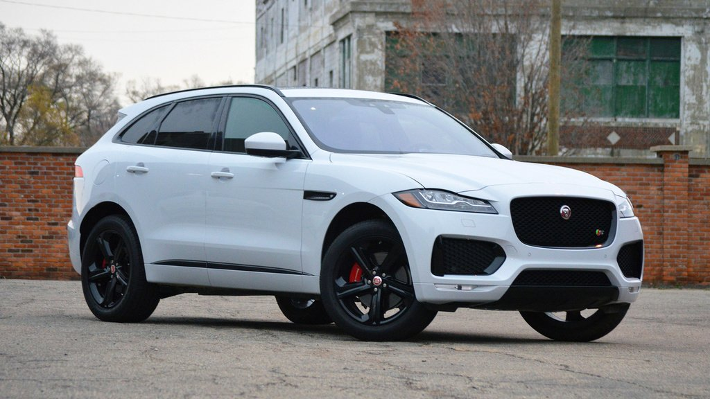 Jaguar F-Pace has won the 2017 World Car of the Year title