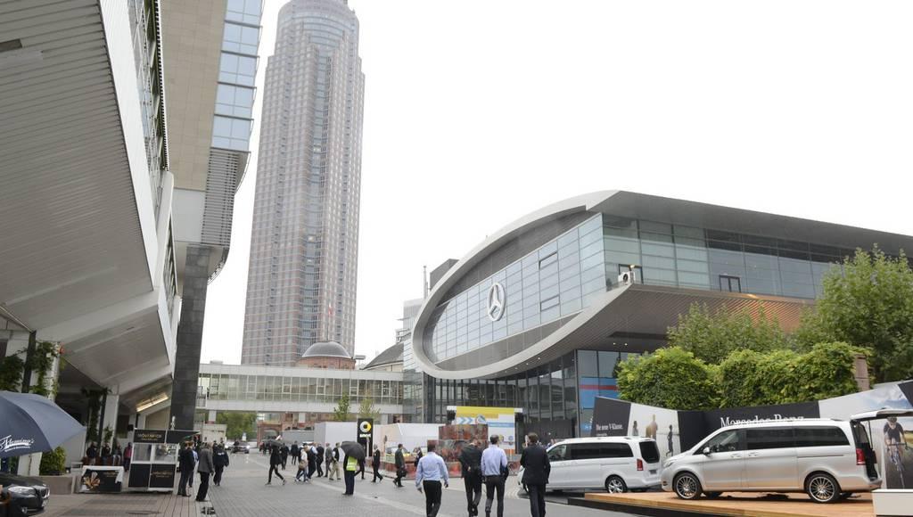 Jeep, Fiat, Nissan and Infiniti won't come to Frankfurt Motor Show